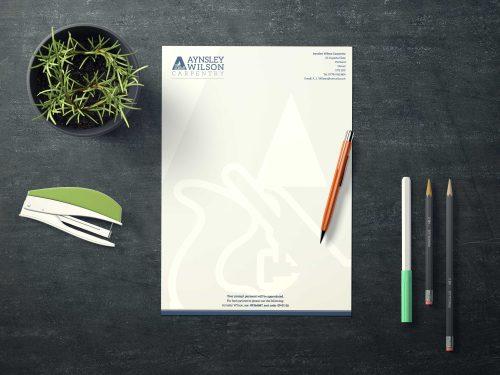 Carpenter-letterhead-design-dorset