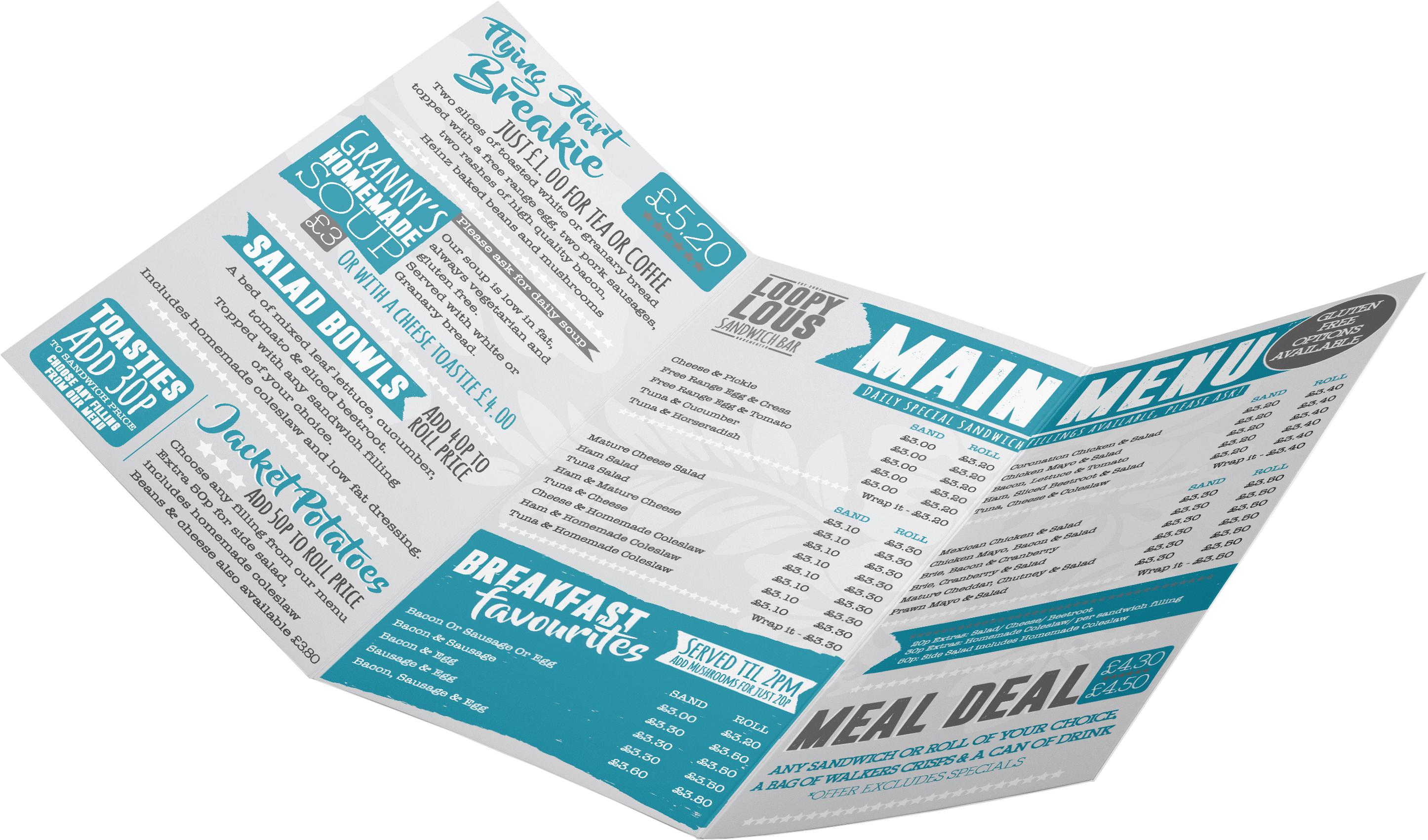 Folded-Flyer-Printing-Weymouth-Dorset